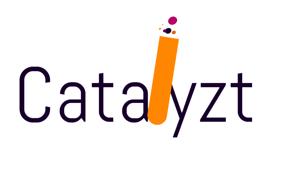 Logo de Catalyzt Web.